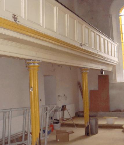 Sligo Methodist Hall Religious Project 1