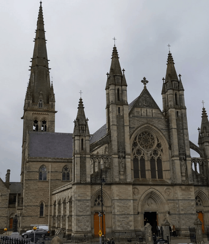 St. Eunan's Cathedral Religious Project 1