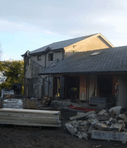 Private Dwelling House at Rosses Pt. Sligo Residential Project 1