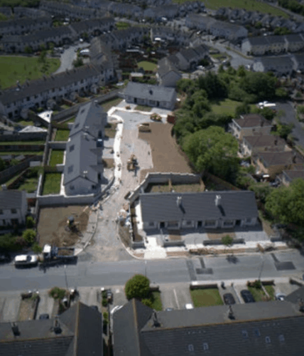 Housing for North East Housing Association Residential Project 2