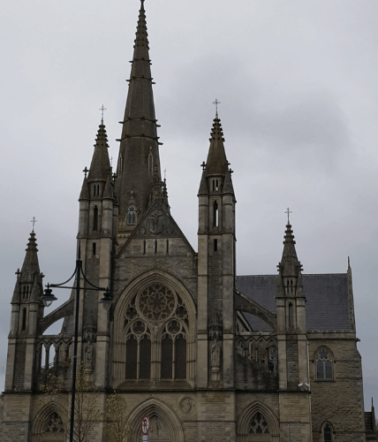 St. Eunan's Cathedral Religious Project 2
