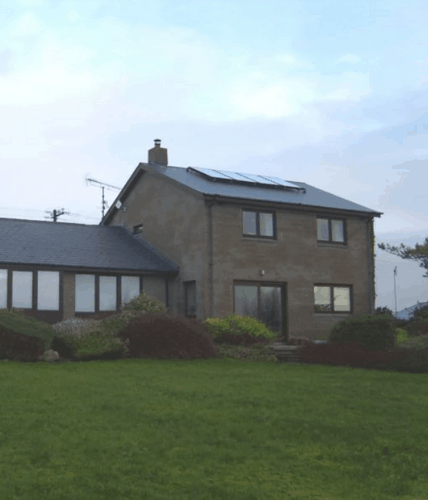 Private Dwelling House at Rosses Pt. Sligo Residential Project 2