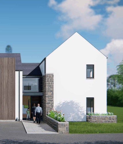 Dwelling House in Carrowkeel Residential Project 2