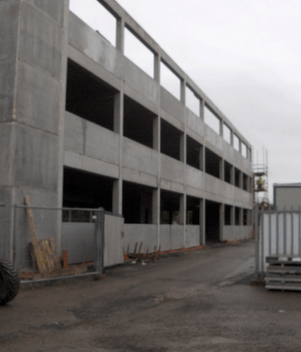 Fort Gary Commercial Project 3