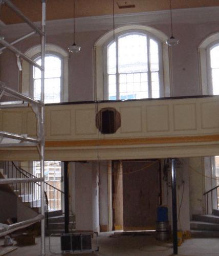 Sligo Methodist Hall Religious Project 3