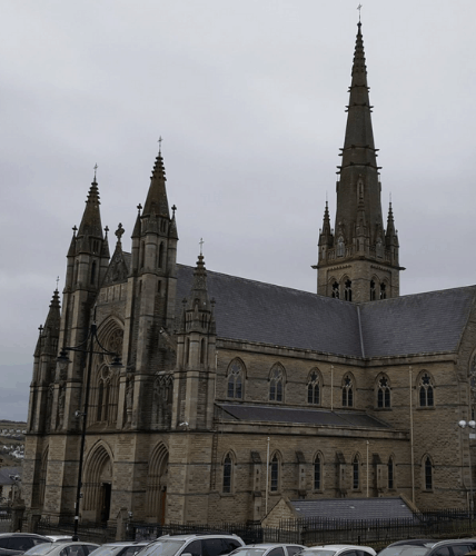 St. Eunan's Cathedral Religious Project 3
