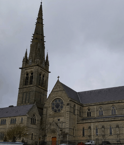 St. Eunan's Cathedral Religious Project 4