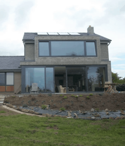 Private Dwelling House at Rosses Pt. Sligo Residential Project 4
