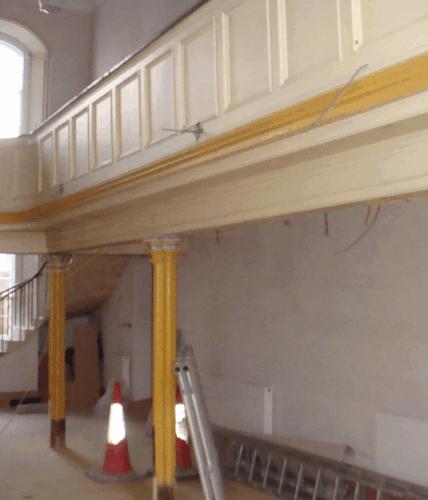 Sligo Methodist Hall Religious Project 7