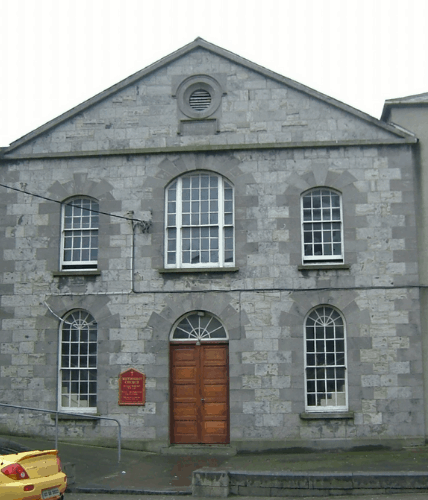 Sligo Methodist Hall Religious Project 9